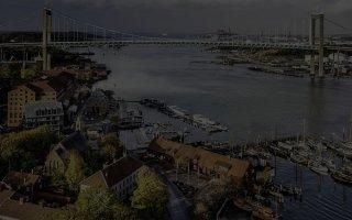 Peterssonklippan Gøteborg